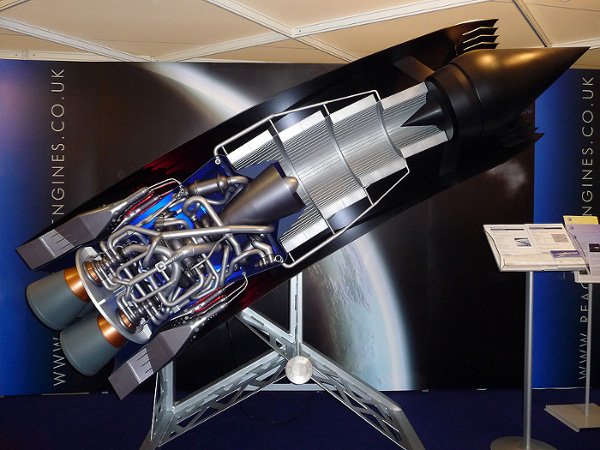 SABRE rocket engine