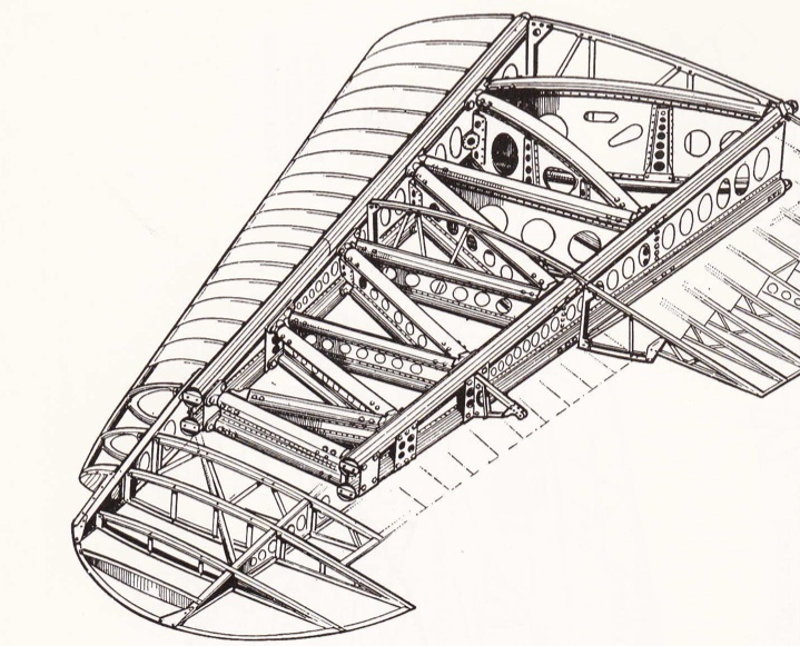 a brief history of aircraft structures  u2013 aerospace engineering blogaerospace engineering blog