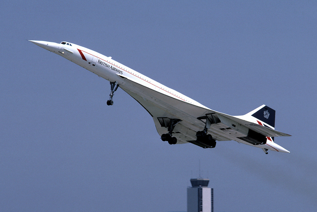 Concorde Chief Engineer Describes what Made the Supersonic Aircraft Fly