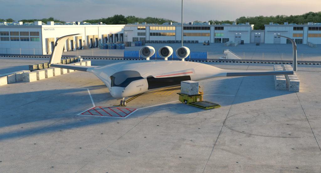 Natilus Cargo Drone